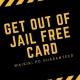Waikiki PD Get Out of Jail Card